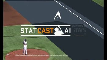 MLB Statcast AI TV Spot, 'Every Move Matters' - Thumbnail 5