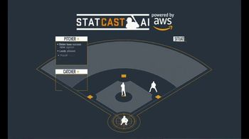 MLB Statcast AI TV Spot, 'Every Move Matters' - Thumbnail 6