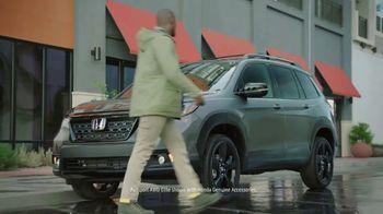 2019 Honda Passport TV Spot, 'Sometimes' [T1] - Thumbnail 2