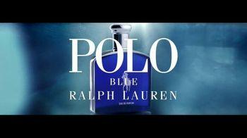 Ralph Lauren Polo Blue TV Spot, 'Mar' con Luke Rockhold [Spanish]