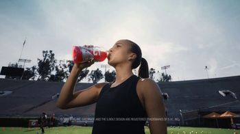 Gatorade TV Spot, \'Mallory Pugh Brings the Heat\' Featuring Lionel Messi