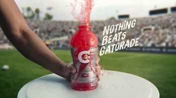 Gatorade TV Spot, 'Mallory Pugh Brings the Heat' Featuring Lionel Messi - Thumbnail 10