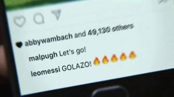 Gatorade TV Spot, 'Mallory Pugh Brings the Heat' Featuring Lionel Messi - Thumbnail 8