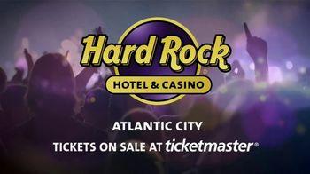 Hard Rock Hotels & Casinos Atlantic City TV Spot, 'Live Concert Series' - Thumbnail 10