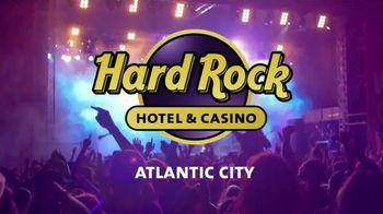 Hard Rock Hotels & Casinos Atlantic City TV Spot, 'Live Concert Series' - Thumbnail 2