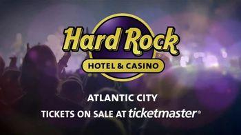 Hard Rock Hotels & Casinos Atlantic City TV Spot, 'Live Concert Series' - Thumbnail 9