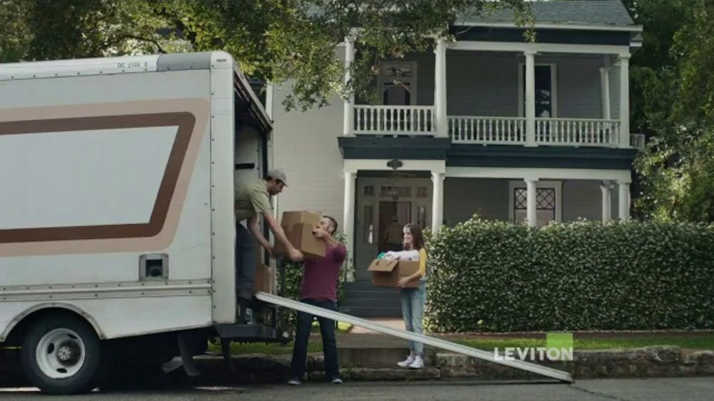 Leviton Manufacturing TV Commercial, 'Every Home is Alive' - Video