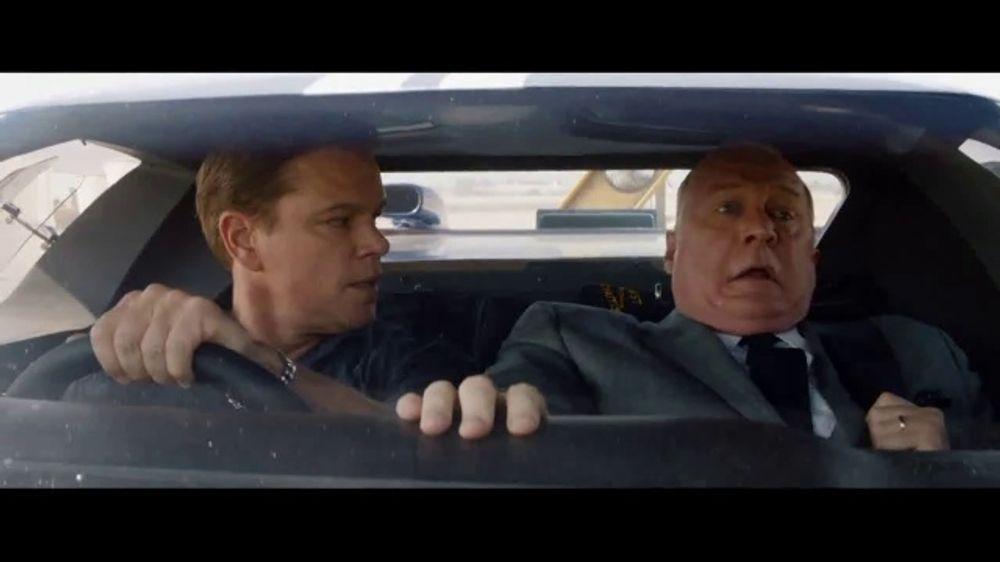 Ford V Ferrari Tv Movie Trailer Ispot Tv