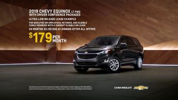 Chevrolet Memorial Day Sales Event TV Spot, 'Start Summer Off Right' [T2] - Thumbnail 7
