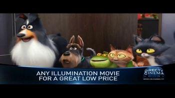 DIRECTV Cinema TV Spot, 'The Secret Life of Pets 2: Illumination Movies' - Thumbnail 7