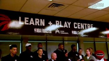 NBA Cares TV Spot, ' Learn and Play Centre' - Thumbnail 3
