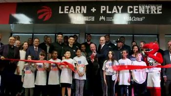 NBA Cares TV Spot, ' Learn and Play Centre'