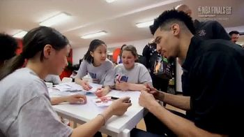 NBA Cares TV Spot, ' Learn and Play Centre' - Thumbnail 5