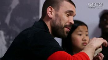 NBA Cares TV Spot, ' Learn and Play Centre' - Thumbnail 7