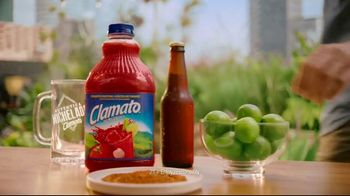 Clamato TV Spot, 'Authentic Michelada Recipe: Beer's On Us' - Thumbnail 1