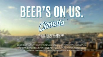 Clamato TV Spot, 'Authentic Michelada Recipe: Beer's On Us' - Thumbnail 8