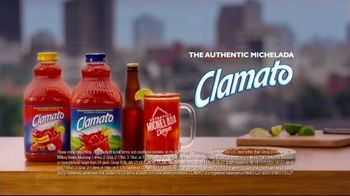 Clamato TV Spot, 'Authentic Michelada Recipe: Beer's On Us' - Thumbnail 7