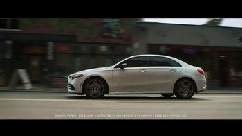 Mercedes-Benz A-Class TV Spot, 'Welcome to Seattle: Intelligent Voice Control' [T2]