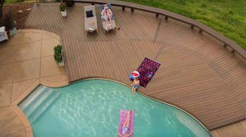 Trex TV Spot, 'The Home Depot: Poolside' - Thumbnail 1