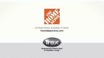 Trex TV Spot, 'The Home Depot: Poolside' - Thumbnail 10