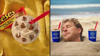 Dairy Queen TV Spot, 'Reese's Lovers BLIZZARD Treats' - Thumbnail 4