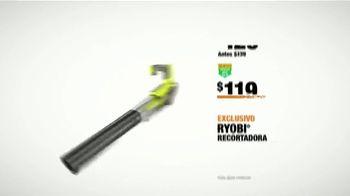 The Home Depot TV Spot, 'Poder al aire libre: RYOBI' [Spanish] - Thumbnail 9