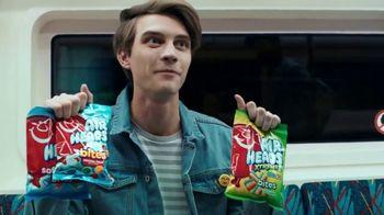 Airheads TV Spot, 'Subway: Gummies'