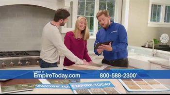 Empire Today Venta Gigante de 75 Por Ciento de Descuento TV Spot, 'Renueva tus pisos' [Spanish] - Thumbnail 4