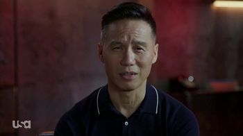 Erase the Hate TV Spot, 'USA Network: Work Together' Featuring B.D. Wong