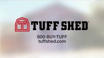Tuff Shed TV Spot, 'Summer's Here' - Thumbnail 9
