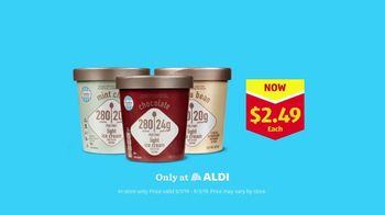 ALDI TV Spot, 'Father and Son: Protein Ice Cream' - Thumbnail 9