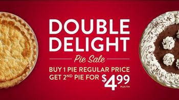 Marie Callender's Double Delight Pie Sale TV Spot, 'What Could Be Better?' - Thumbnail 9