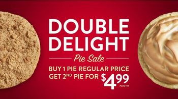 Marie Callender's Double Delight Pie Sale TV Spot, 'What Could Be Better?' - Thumbnail 5