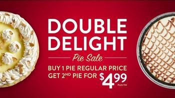 Marie Callender's Double Delight Pie Sale TV Spot, 'What Could Be Better?' - Thumbnail 6