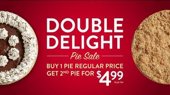 Marie Callender's Double Delight Pie Sale TV Spot, 'What Could Be Better?' - Thumbnail 7