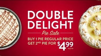 Marie Callender's Double Delight Pie Sale TV Spot, 'What Could Be Better?' - Thumbnail 8