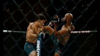 ESPN+ TV Spot, 'UFC 238: Cejudo vs. Morales: Don't Stop' - 45 commercial airings