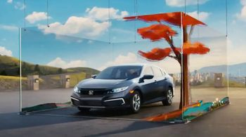 2019 Honda Civic LX TV Spot, 'The Whole Package' [T2] - Thumbnail 1