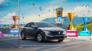 2019 Honda Civic LX TV Spot, 'The Whole Package' [T2] - Thumbnail 4