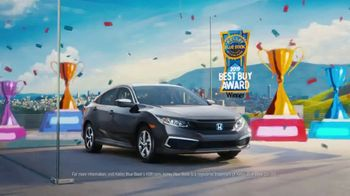 2019 Honda Civic LX TV Spot, 'The Whole Package' [T2] - Thumbnail 5