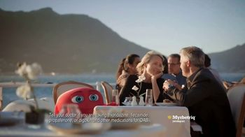 Myrbetriq TV Spot, 'Vacation'