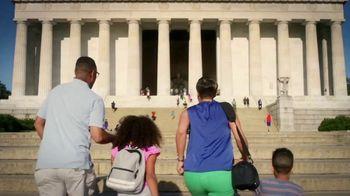 Washington, D.C. Tourism TV Spot, 'Discover the Real DC' - Thumbnail 1