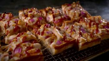 Jet's Pizza BBQ Chicken Pizza TV Spot, 'Better'