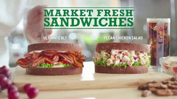 Arby's Market Fresh Sandwiches TV Spot, 'Summertime' Featuring H. Jon Benjamin - Thumbnail 6