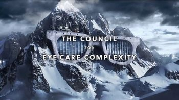 Visionworks TV Spot, \'The Council for Eye Care Complexity\'
