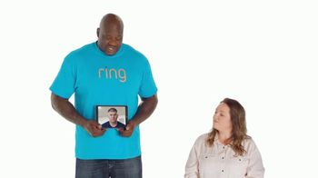 Ring Alarm TV Spot, 'Military Family' Featuring Shaquille O'Neal - Thumbnail 1