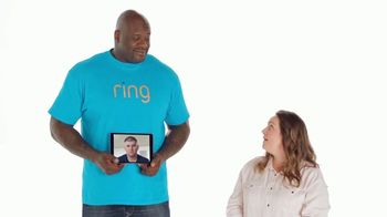 Ring Alarm TV Spot, 'Military Family' Featuring Shaquille O'Neal