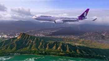Hawaiian Airlines World Elite Mastercard TV Spot, 'Special Offer' - Thumbnail 1