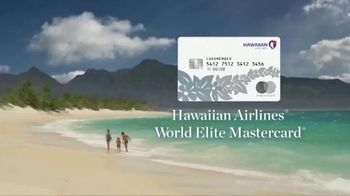 Hawaiian Airlines World Elite Mastercard TV Spot, 'Special Offer' - Thumbnail 4