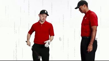 Bridgestone Golf TV Spot, 'Nice Touch' Featuring Tiger Woods, Conor Moore - Thumbnail 3
